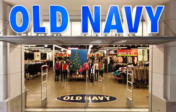 b1b2255c2 Loja Old Navy em Miami e Orlando