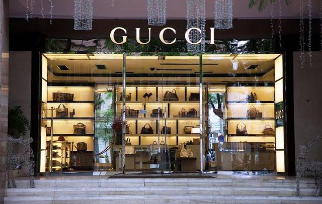 d1f0f4b99 Lojas Gucci em Miami e Orlando